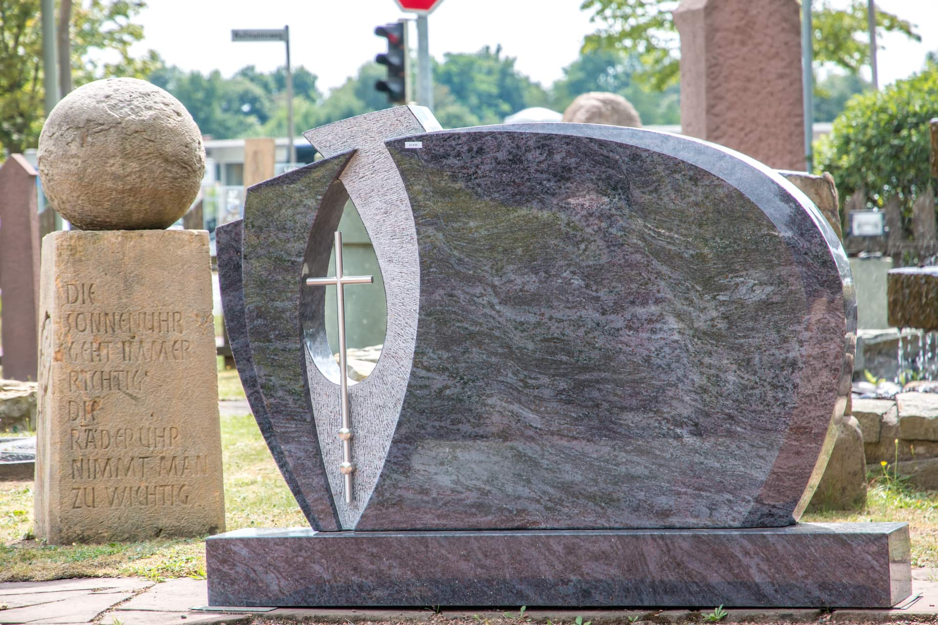 Grabsteinausstellung Delbrück Brechmann