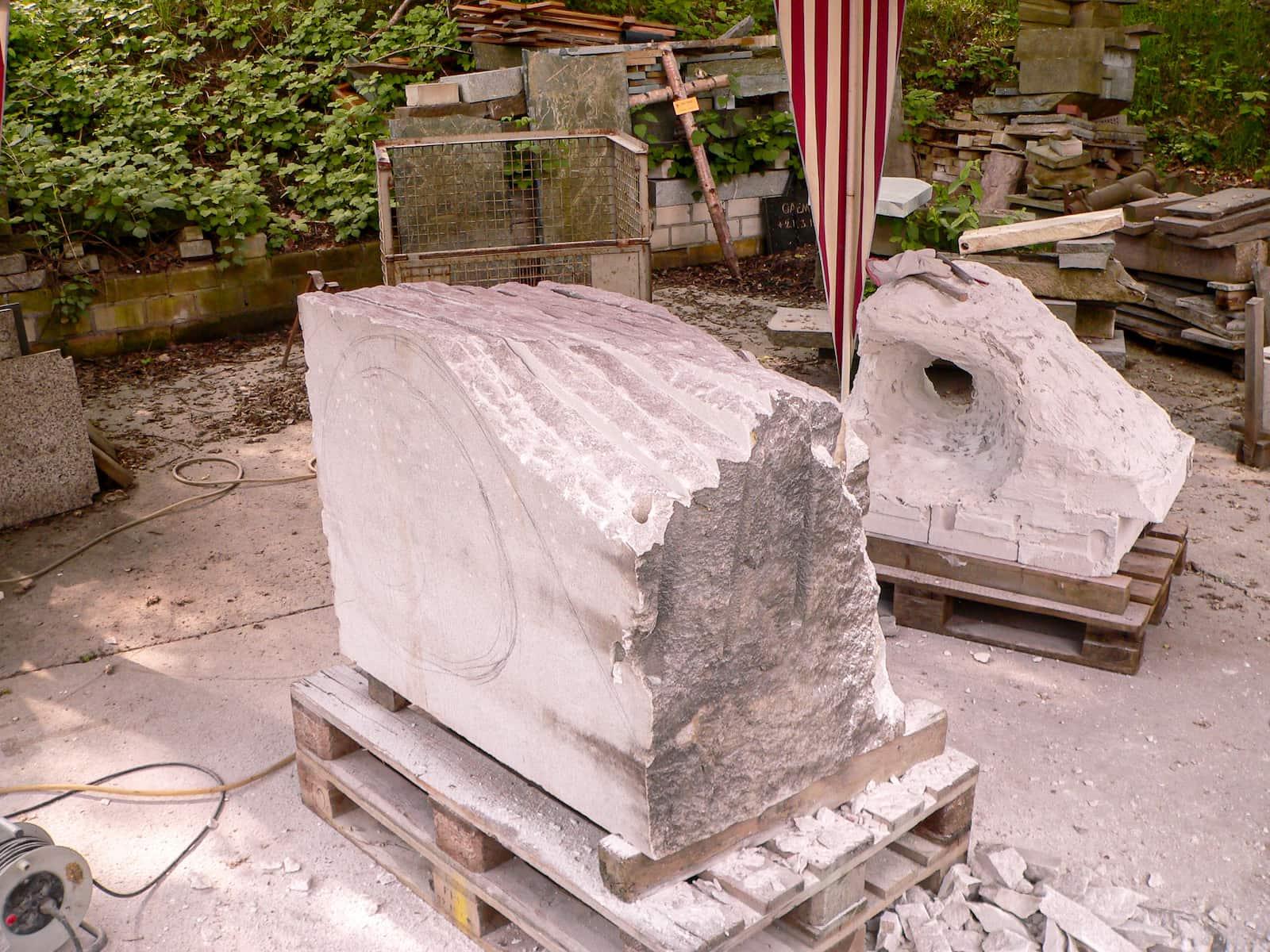 individueller Grabstein selbst gestalten